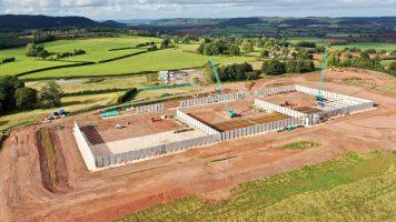 Bewdley Bank Service Reservoir (2020)