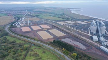 Lynemouth Mine Water Treatment Scheme (MWTS) Phase 2 (2020)