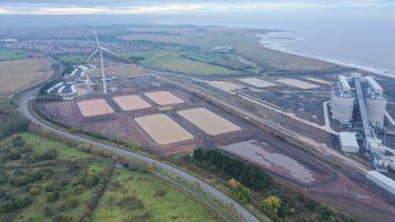 Lynemouth Mine Water Treatment Scheme (MWTS) Phase 2 (2020)