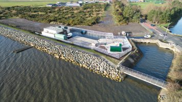 Portaferry Road Newtownards Wastewater Pumping Station (2020)
