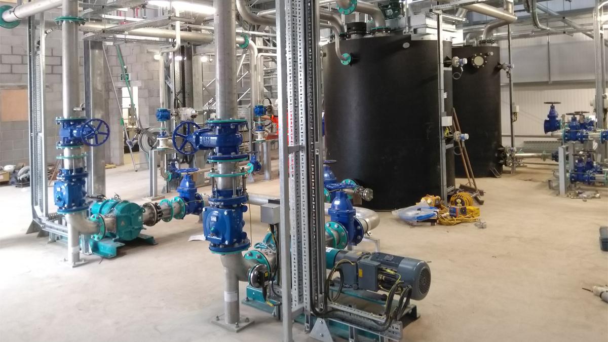 Rugby STW BioMag Plant (2020)