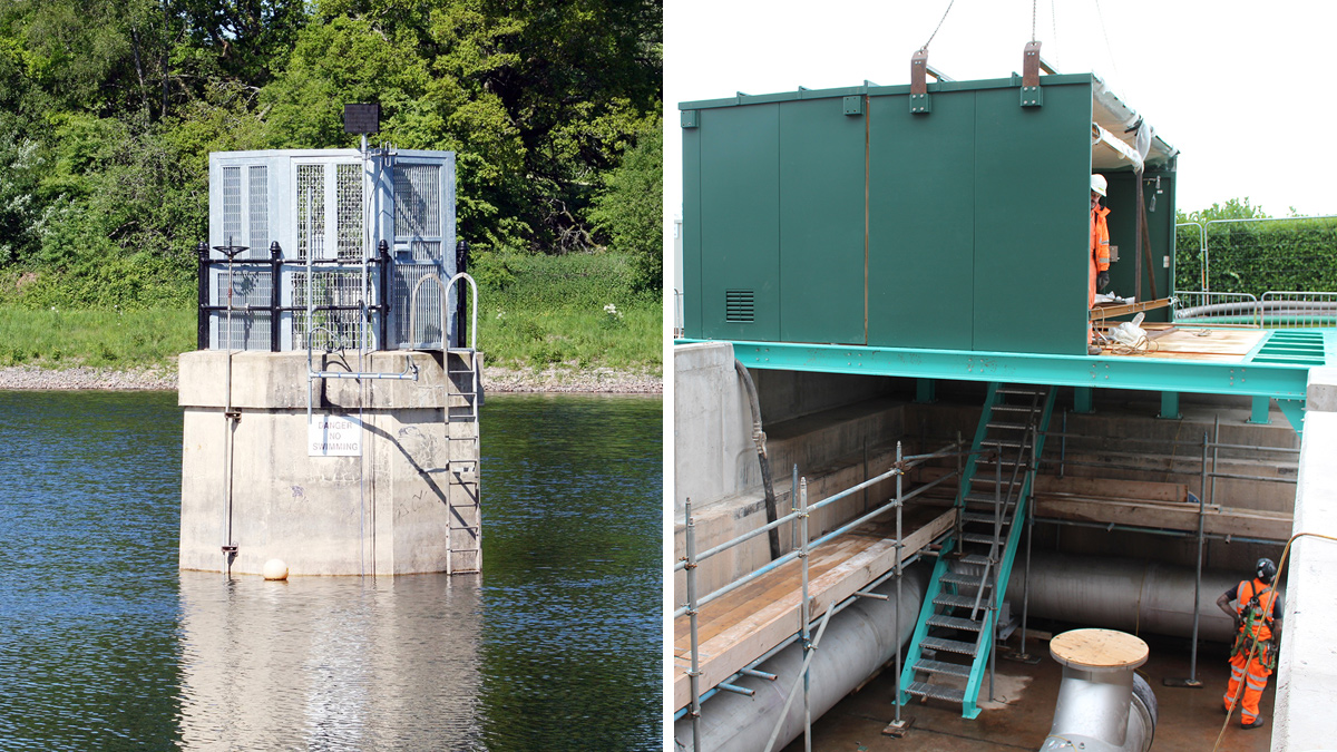 High Security Enclosures for Water Assets (2020)
