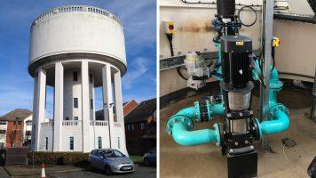 Billericay, Danbury & Hollingsworth Road Water Towers (2020)