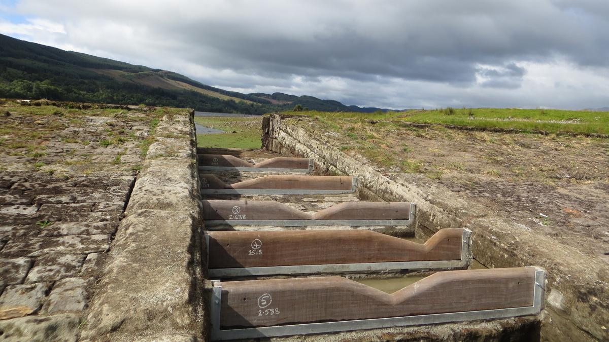 Loch Venachar Fish Pass (2020)