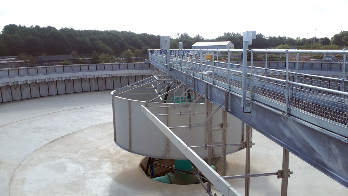 Whitlingham Water Recycling Centre (2021)