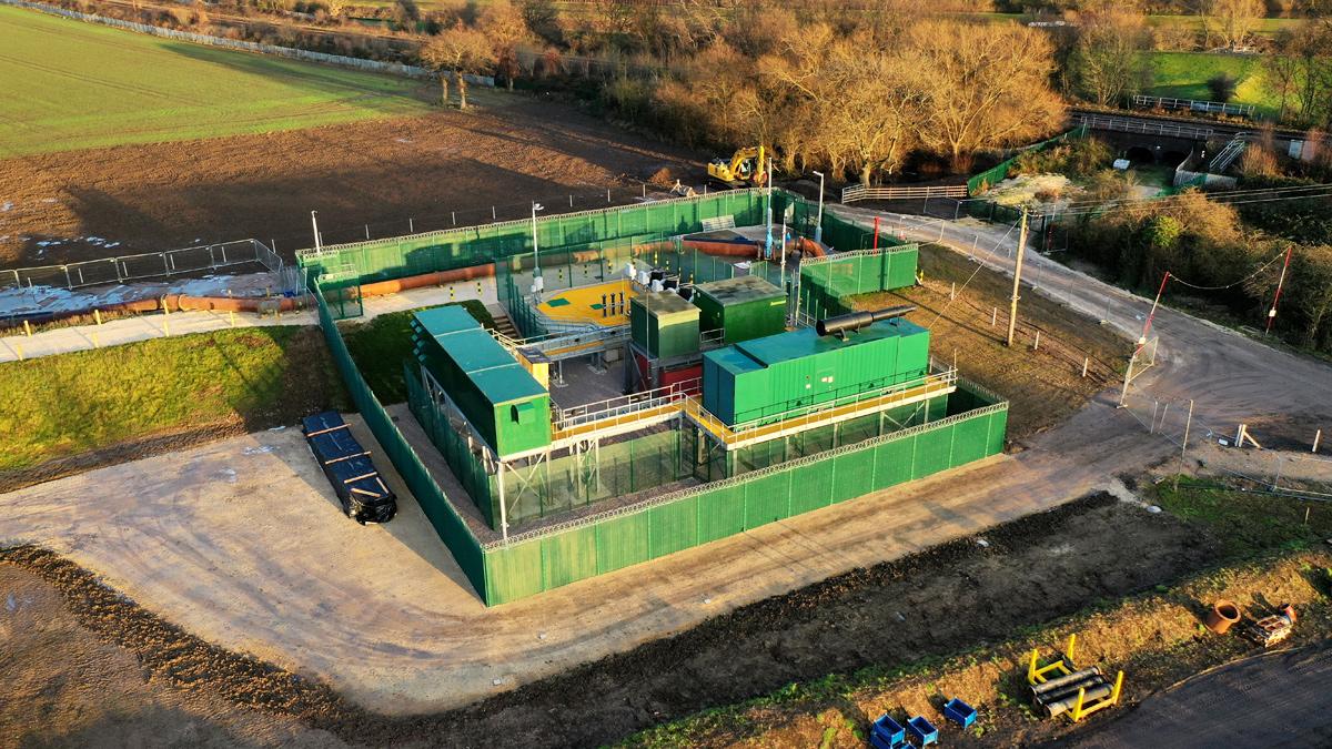 Bentley Ings Pumping Station (2021)