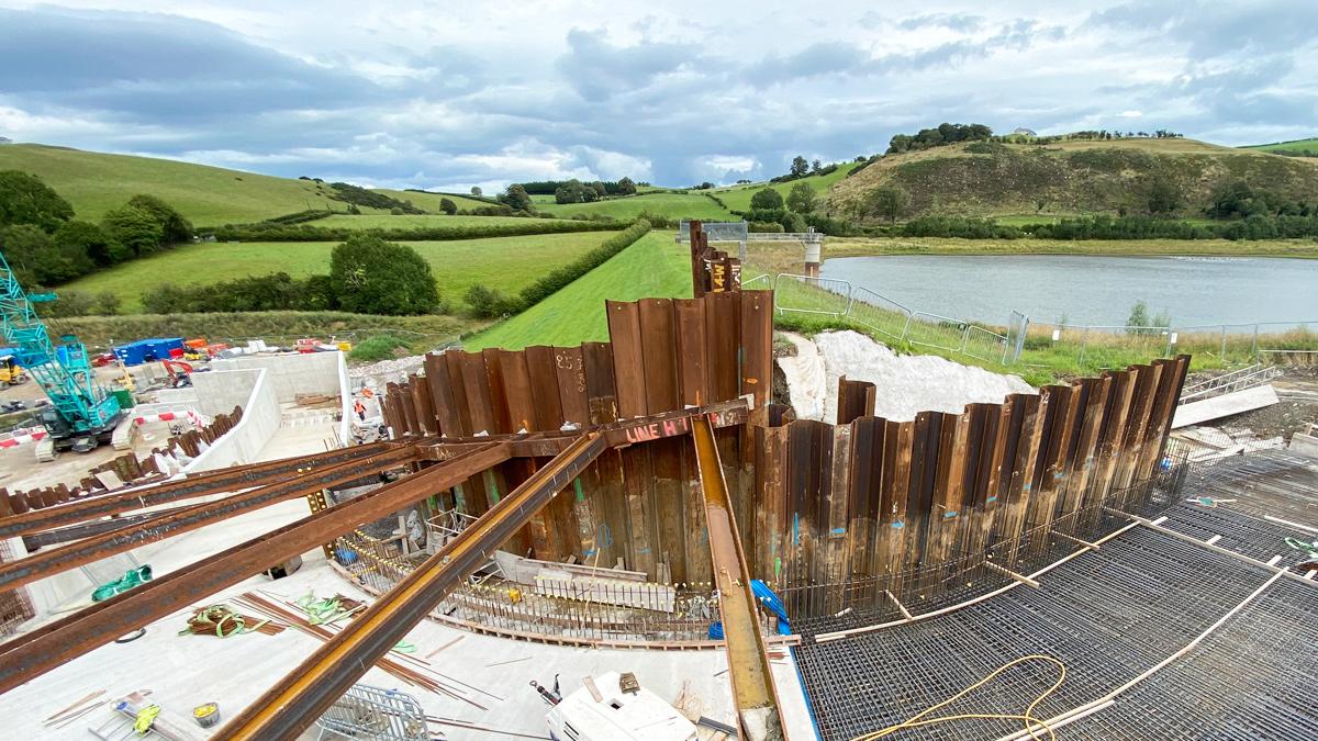 Dolwen Reservoir (2021)