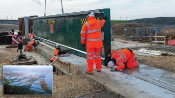 South Ferriby Flood Alleviation Scheme (2021)