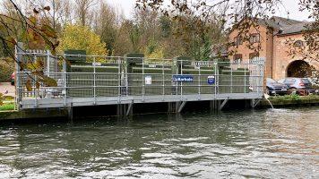 River Itchen Eel Screens Project (2021)
