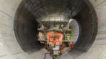 Thames Tideway Tunnel - Central Contract - Junctions (2021)