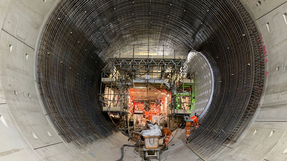 Thames Tideway Tunnel – Central Contract – Junctions (2021)