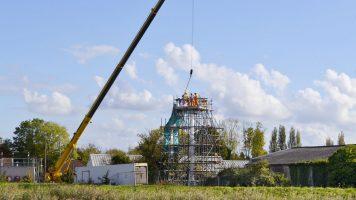 River Parrett Twin CIPP Pressure Lining Renovation (2021)