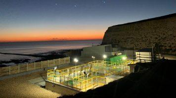 Telscombe Lower Portobello PS & Screening Works (2021)