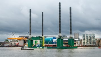 Thames Tideway Tunnel - East Contract - TBM Delivery (2021)