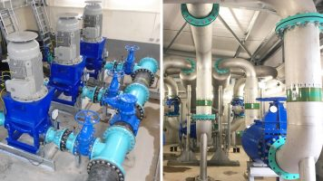 Uckington Water Treatment Scheme (2021)