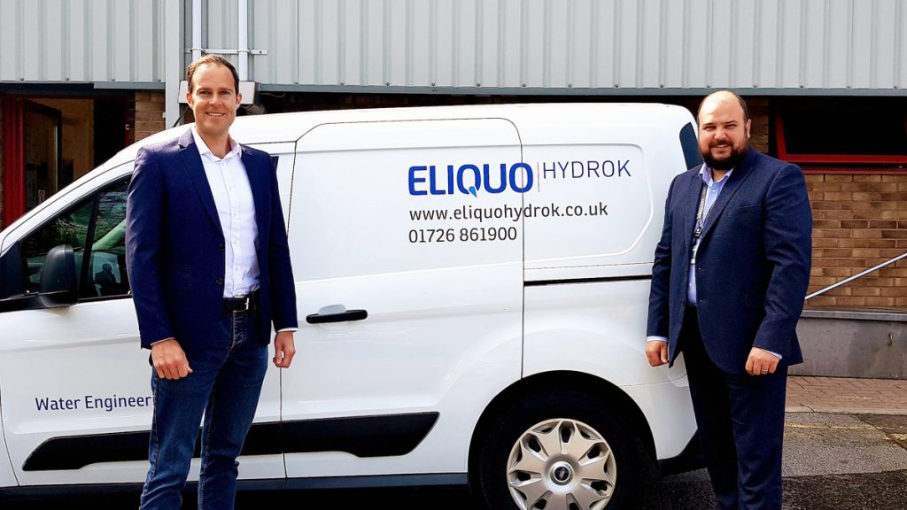 ELIQUO HYDROK are growing and hiring