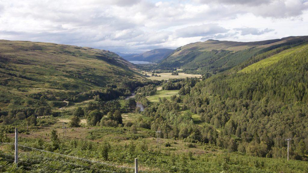 Inverlael Hydroelectric Scheme