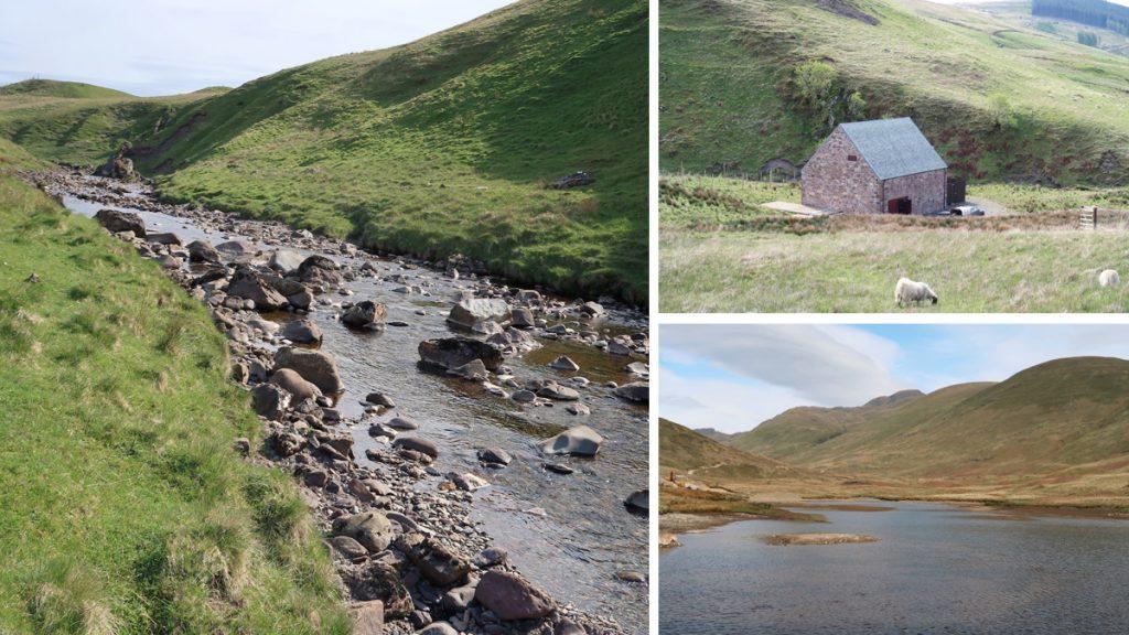 Keltie Water Hydro Scheme