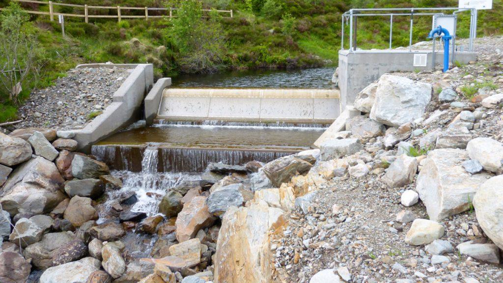 Stank Burn Hydro Scheme