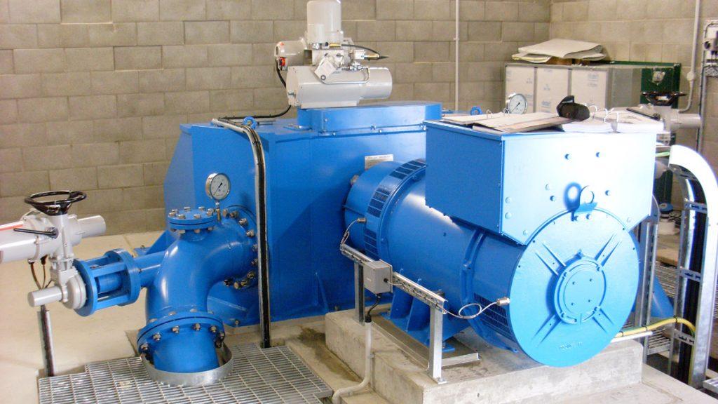 Turbine Generator Installation in New Zealand